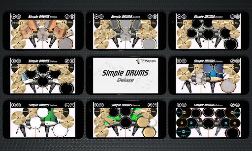 Simple Drums Deluxe - The Drum Simulator  Screenshots 16