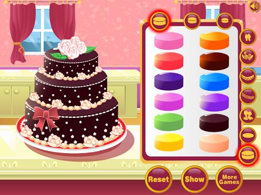 Wedding Cake Decoration - Sweet Cake Maker Games 1.0.9 screenshots 1