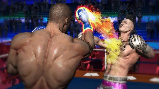 Punch Boxing 3D MOD APK (Unlimited Money) 4