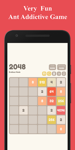 Number Puzzle:  2048 Puzzle Game 2.7.5 screenshots 5