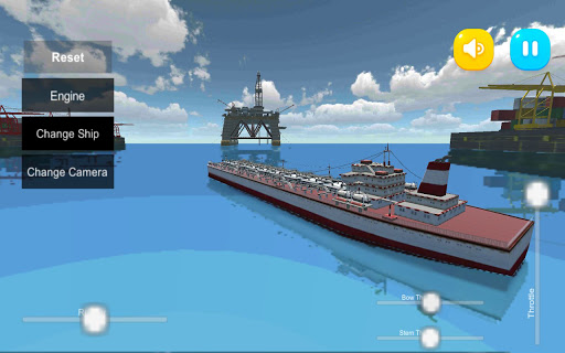 Atlantic Virtual Line Ships Sim 5.0.1 screenshots 8