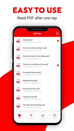 PDF Reader - PDF Viewer apktram screenshots 1