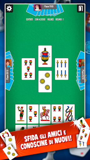 Tressette Più - Giochi di Carte Social 3.1.5 screenshots 1