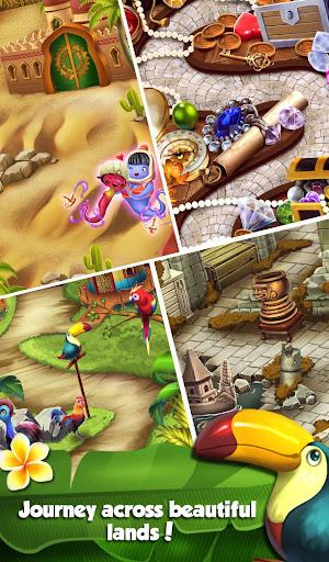 Mahjong World Adventure - The Treasure Trails 1.0.37 screenshots 14