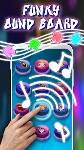 Soundboard for Friday Funkin Music APK For Android 3