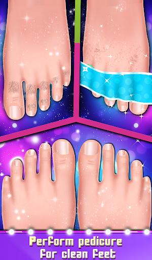 My Dream Spa Beauty Salon : Dream Hair Salon Games APK MOD – Pièces Illimitées (Astuce) screenshots hack proof 2