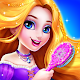 👸💇Long Hair Beauty Princess - Makeup Party Game Apk