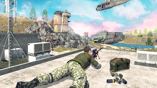 Border War Army Sniper 3D android2mod screenshots 4