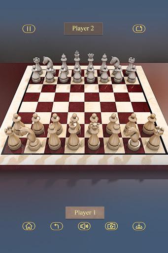 3D Chess - 2 Player  screenshots 1