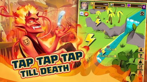 ud83cudf83Almighty: Multiplayer god idle clicker gameud83cudf83 android2mod screenshots 6