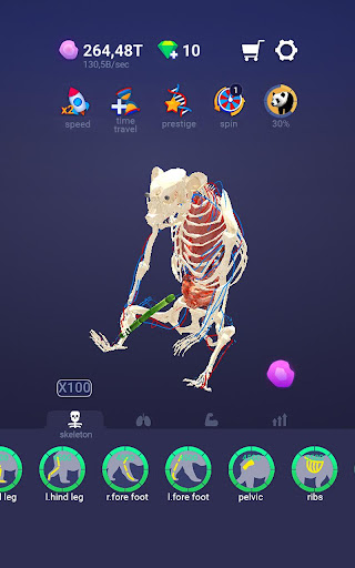 Idle Pet - Create cell by cell  screenshots 15