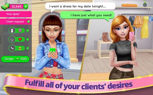 Super Stylist - Dress Up & Style Fashion Guru  screenshots 3