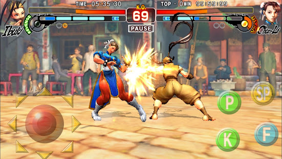 Street Fighter IV Champion Edition 1.03.01 Screenshots 16