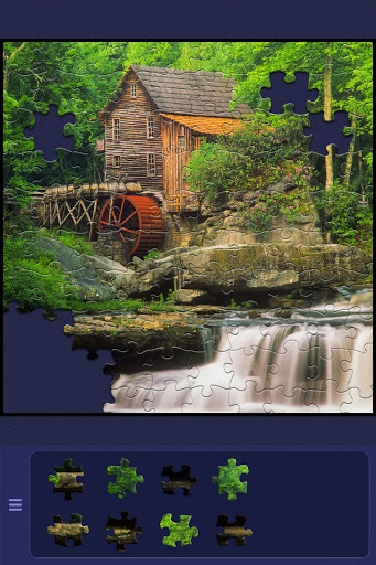 ColorPlanetu00ae Jigsaw Puzzle HD Classic Games Free apkpoly screenshots 11