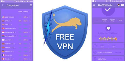 Lion Vpn Master - Free Vpn - Apps on Google Play