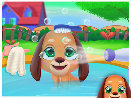 Puppy care guide games for girls 14.0 screenshots 3