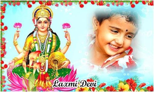 God Lakshmi Devi Photo Frames 1.9 Mod APK Updated Android 2