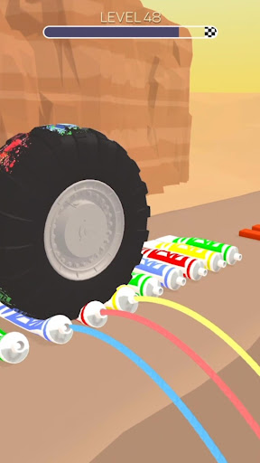 Wheel Smash android2mod screenshots 1