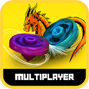 Bladers: Online Multiplayer Spinning Tops