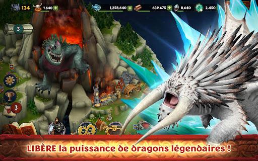 Télécharger Dragons : L'Envol de Beurk APK MOD (Astuce) screenshots 5