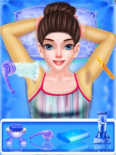ud83dudc99ud83dudc78Blue Princess - Makeup Salon Games For Girlsud83dudc57 5.0 screenshots 11