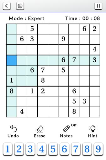 Sudoku Classic screenshots 9