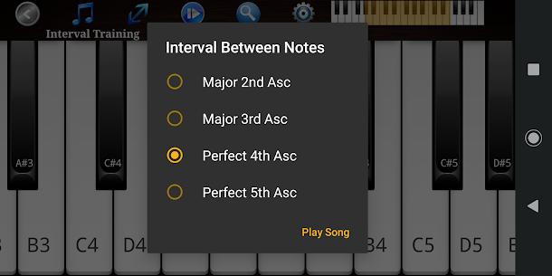 Download Piano Ear Training Pro – Ear TrainerMOD APK 3