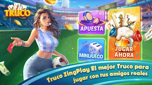 Truco ZingPlay: Juego de cartas Online Gratis 8 screenshots 1