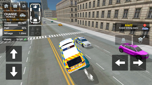Police Car Driving - Motorbike Riding 1.32 screenshots 5
