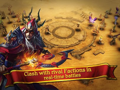 Clash for Dawn: Guild War v1.8.9 [Unlimited] Cheat Mod Apk Download – Damage Hack **2021 NEW 3