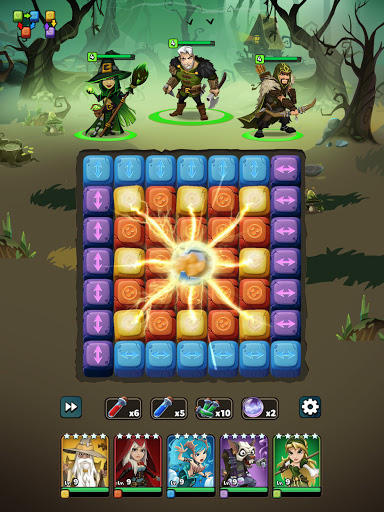 Fable Wars: Epic Puzzle RPG  screenshots 12