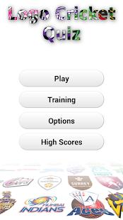 Logo Cricket Quiz