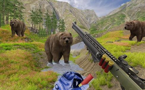 Wild Deer Hunting Adventure: Animal Shooting Games 4