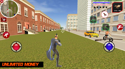 Super Hero Us Vice Town Gangstar Crime 1.1 Screenshots 3