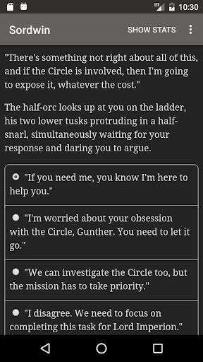 sordwin: the evertree saga screenshot 3
