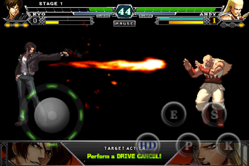 Code Triche THE KING OF FIGHTERS-A 2012(F) (Astuce) APK MOD screenshots 3