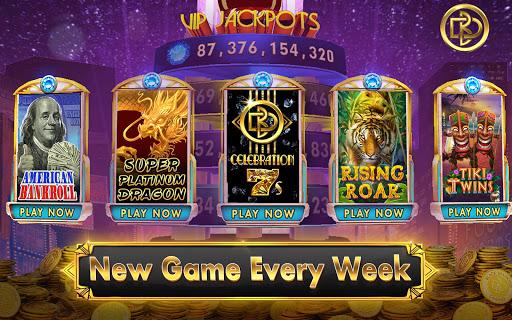 SLOTS - Black Diamond Casino apkslow screenshots 17