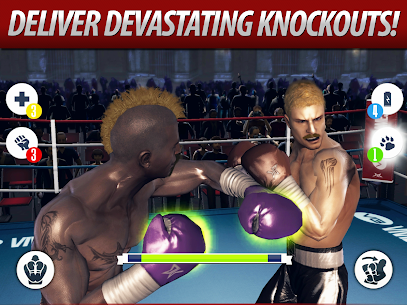 Real Boxing Mod APK – Fighting Game (Unlimited Coins) 3