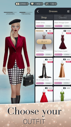 Fashion Nation: Style & Fame apkslow screenshots 4