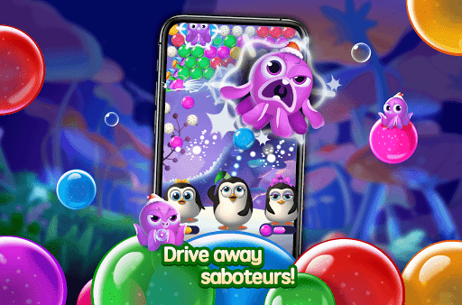 Bubble Penguin Friends 1.5.0 screenshots 10