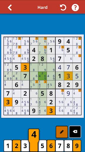 Sudoku - Free Classic Sudoku Puzzles 2.10.23 screenshots 2