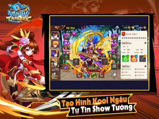 Vu00f5 Thu1ea7n Tam Quu1ed1c - Vo Than Tam Quoc 1.0.9 Screenshots 12