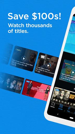 Philo: Live and On-Demand TV screenshots 4