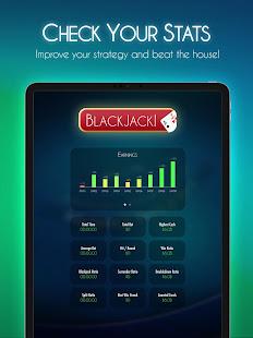 Blackjack! u2660ufe0f Free Black Jack Casino Card Game screenshots 9