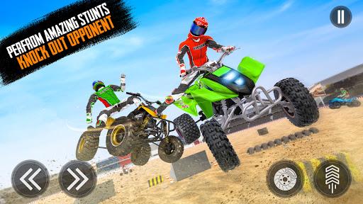 ATV Quad Bike Stunts: 4x4 Offroad Demolition Derby android2mod screenshots 1