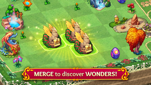 Merge Tale: Blossom Acres 0.30.1 screenshots 4