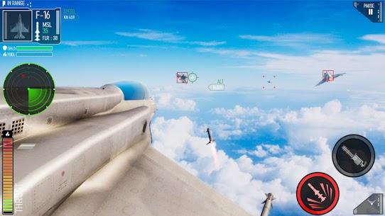 New Airplane Fighting 2019 – Kn Free Games Hack for iOS and Android 5