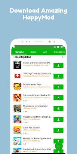 Download HappyMod - New Happy Apps HappyMod Guide mod apk 1