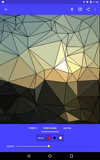 Triangulated. Lowpoly Art Tool For PC Windows (7, 8, 10, 10X) & Mac Computer Image Number- 11