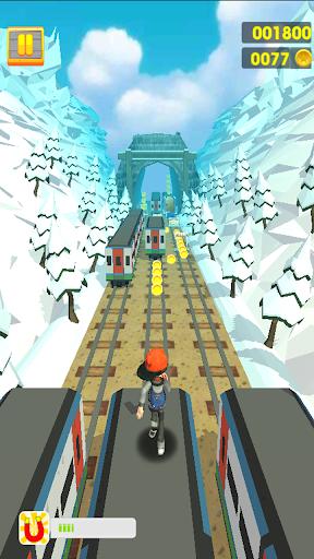 Subway Run - World Tour screenshots 2
